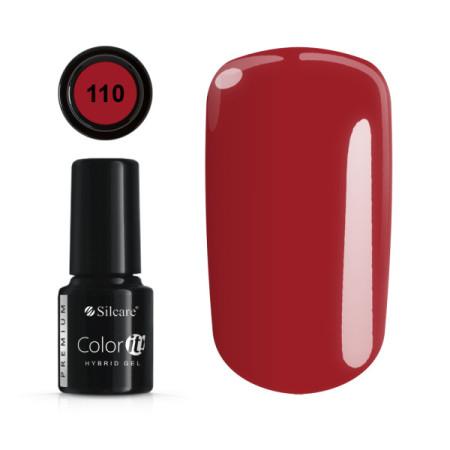 Gél lak Color IT Premium 110 6 ml