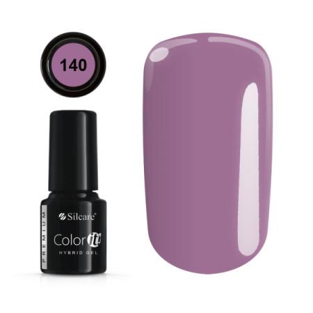 Gél lak Color IT Premium 140 6 ml NechtovyRAJ.sk - Daj svojim nechtom všetko, čo potrebujú