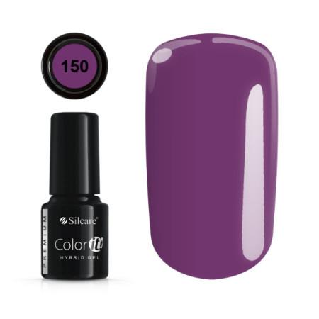 Gél lak Color IT Premium 150 6 ml NechtovyRAJ.sk - Daj svojim nechtom všetko, čo potrebujú