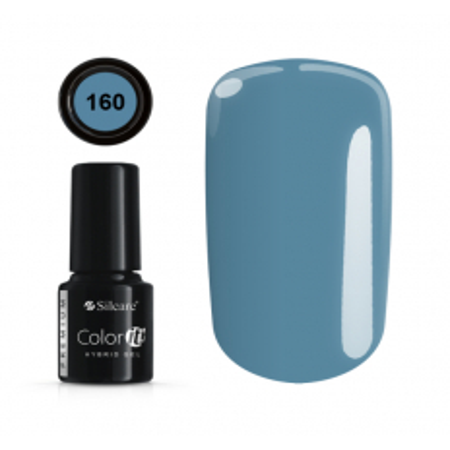 Gél lak Color IT Premium 160 6 ml NechtovyRAJ.sk - Daj svojim nechtom všetko, čo potrebujú