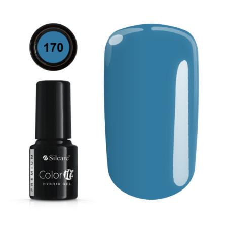 Gél lak Color IT Premium 170 6 ml