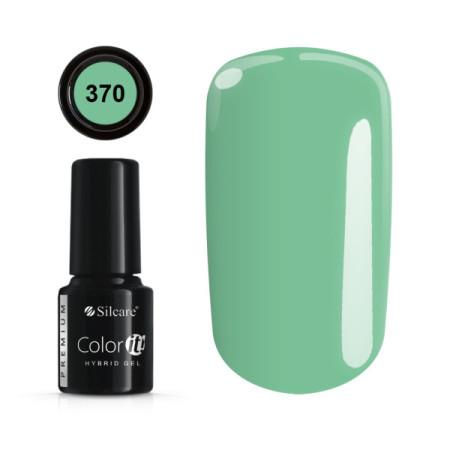 Gél lak Color IT Premium 370 6 ml