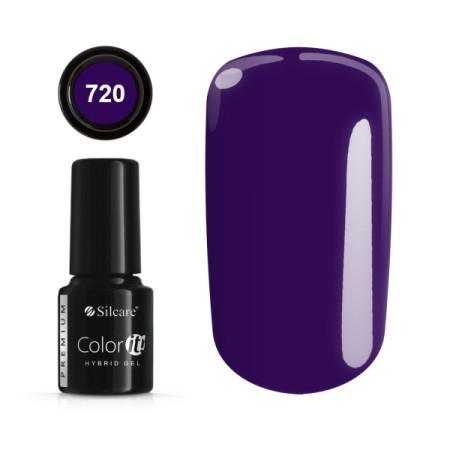 Gél lak Color IT Premium 720 6 ml NechtovyRAJ.sk - Daj svojim nechtom všetko, čo potrebujú