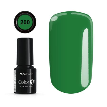 Gél lak Color IT Premium 200 6 ml NechtovyRAJ.sk - Daj svojim nechtom všetko, čo potrebujú