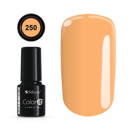Gél lak Color IT Premium 250 6 ml NechtovyRAJ.sk - Daj svojim nechtom všetko, čo potrebujú