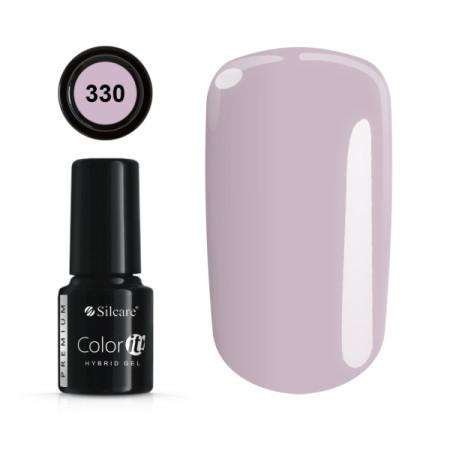 Gél lak Color IT Premium 330 6 ml NechtovyRAJ.sk - Daj svojim nechtom všetko, čo potrebujú