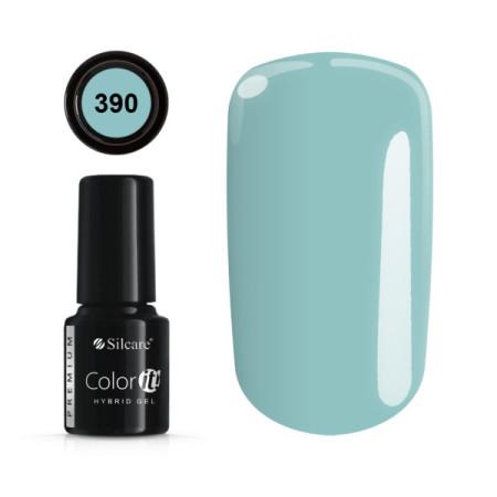 Gél lak Color IT Premium 390 6 ml