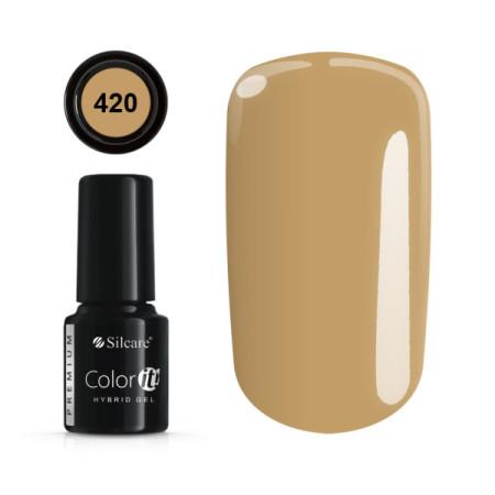 Silcare Gél lak Color IT Premium 420 6 ml - NechtovyRAJ.sk