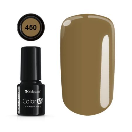 Gél lak Color IT Premium 450 - 6 ml - NechtovyRAJ.sk