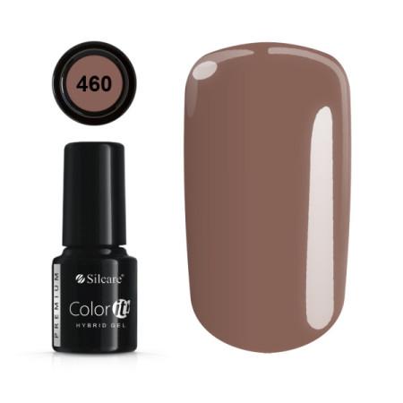 Gél lak Color IT Premium 460 6 ml NechtovyRAJ.sk - Daj svojim nechtom všetko, čo potrebujú