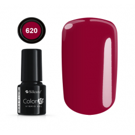 Gél lak Color IT Premium 620 6 ml