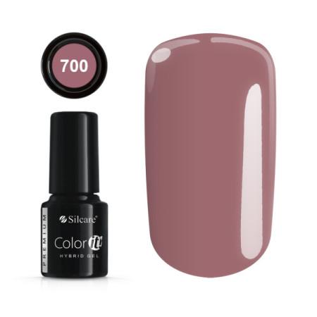 Gél lak Color IT Premium 700 6 ml NechtovyRAJ.sk - Daj svojim nechtom všetko, čo potrebujú