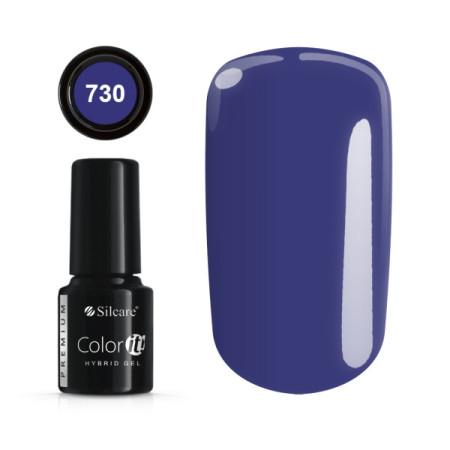 Gél lak Color IT Premium 730 6 ml