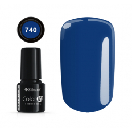 Gél lak Color IT Premium 740 6 ml NechtovyRAJ.sk - Daj svojim nechtom všetko, čo potrebujú