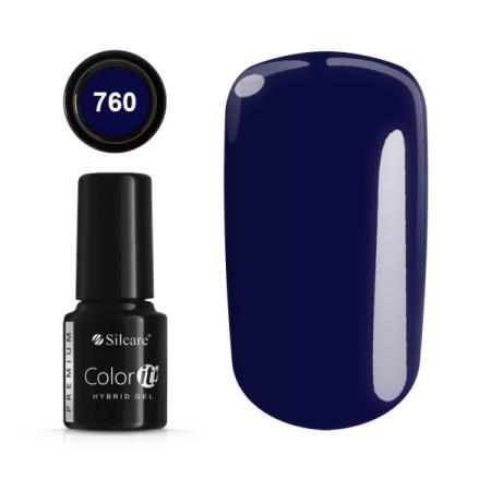 Gél lak Color IT Premium 760 6 ml