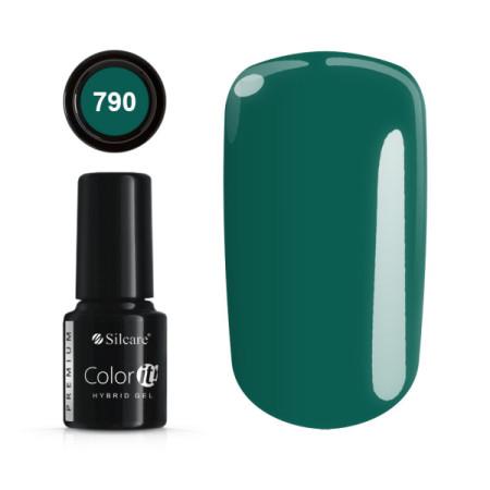 Gél lak Color IT Premium 790 6 ml