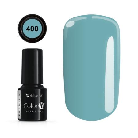 Gél lak Color IT Premium 400 6 ml