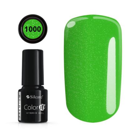 Gél lak Color IT Premium 1000 6 ml NechtovyRAJ.sk - Daj svojim nechtom všetko, čo potrebujú