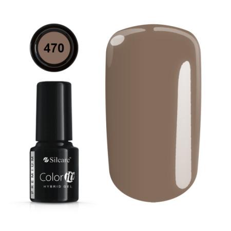 Gél lak Color IT Premium 470 6 ml