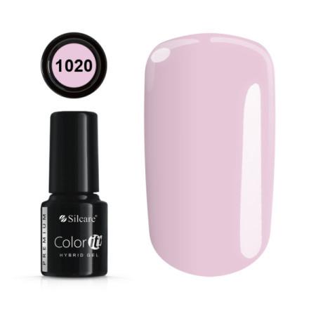 Gél lak Color IT Premium 1020 6 ml
