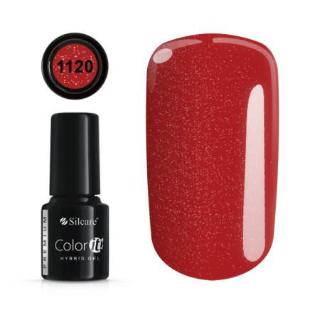 Gél lak Color IT Premium 1120 6 ml NechtovyRAJ.sk - Daj svojim nechtom všetko, čo potrebujú