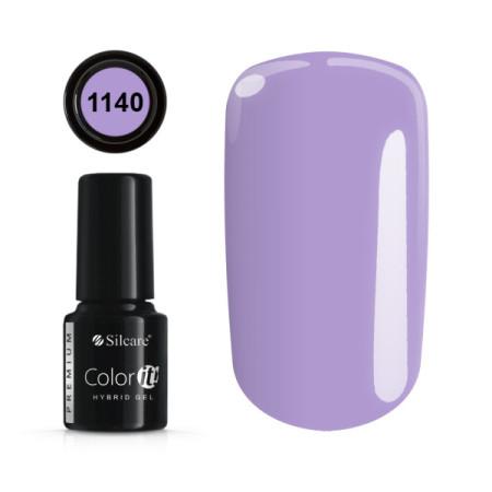 Gél lak Color IT Premium 1140 6 ml NechtovyRAJ.sk - Daj svojim nechtom všetko, čo potrebujú
