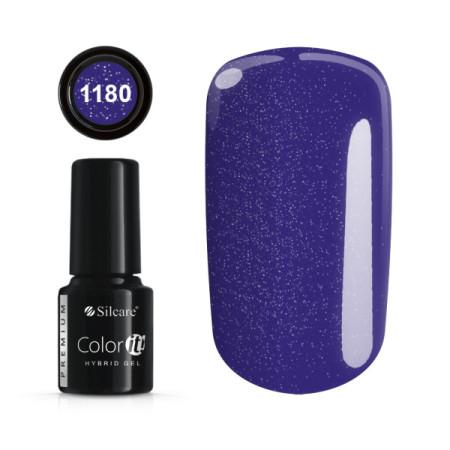 Gél lak Color IT Premium 1180 6 ml