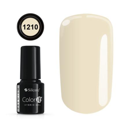 Gél lak Color IT Premium 1210 6 ml