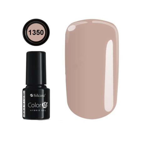 Gél lak Color IT Premium 1350 6 ml