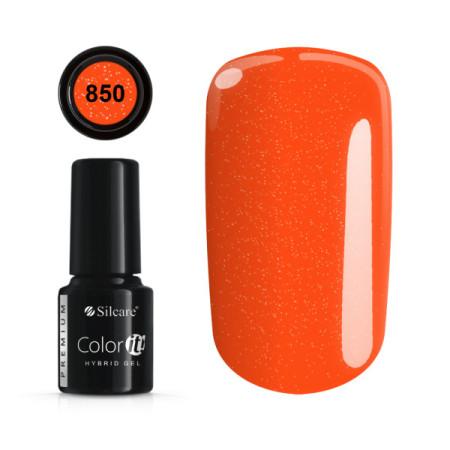 Gél lak Color IT Premium 850 6 ml NechtovyRAJ.sk - Daj svojim nechtom všetko, čo potrebujú