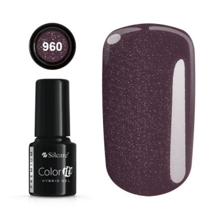 Gél lak Color IT Premium 960 6 ml NechtovyRAJ.sk - Daj svojim nechtom všetko, čo potrebujú