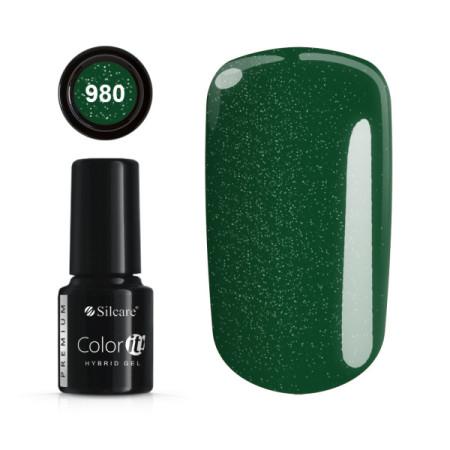 Gél lak Color IT Premium 980 6 ml