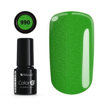 Gél lak Color IT Premium 990 6 ml NechtovyRAJ.sk - Daj svojim nechtom všetko, čo potrebujú