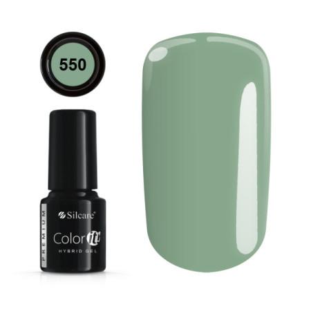 Gél lak Color IT Premium 550 6 ml NechtovyRAJ.sk - Daj svojim nechtom všetko, čo potrebujú