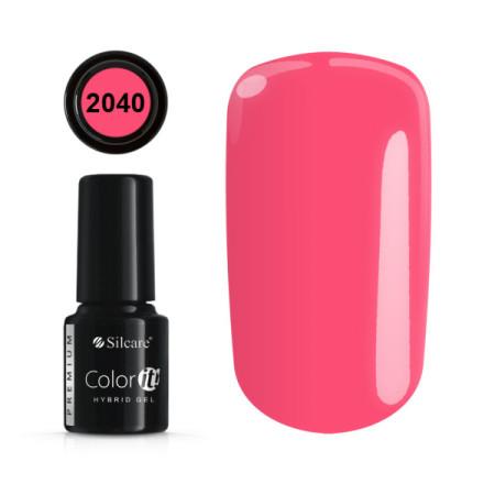 Gél lak Color IT Premium 2040 6ml