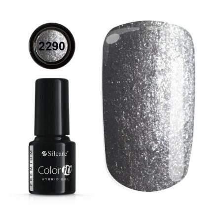 Gél lak Color IT Premium Silver 2290 ml NechtovyRAJ.sk - Daj svojim nechtom všetko, čo potrebujú