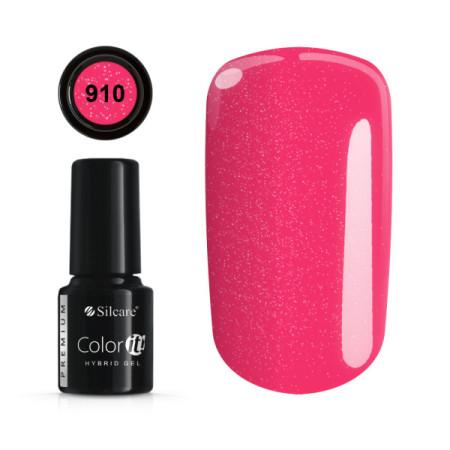 Gél lak Color IT Premium 910 6 ml