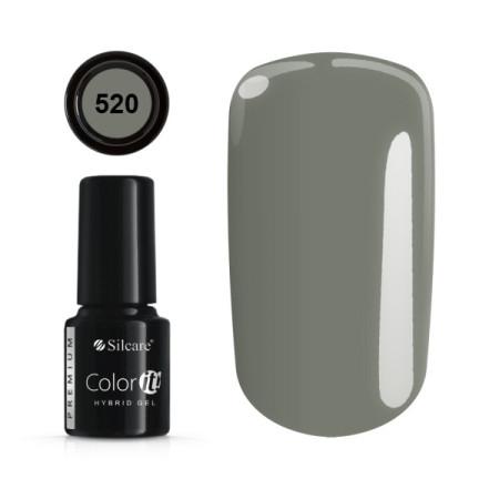 Gél lak Color IT Premium 520 6 ml