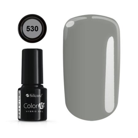 Gél lak Color IT Premium 530 6 ml NechtovyRAJ.sk - Daj svojim nechtom všetko, čo potrebujú