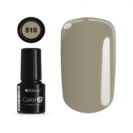 Gél lak Color IT Premium 510 6 g NechtovyRAJ.sk - Daj svojim nechtom všetko, čo potrebujú