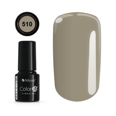 Gél lak Color IT Premium 510 6 g