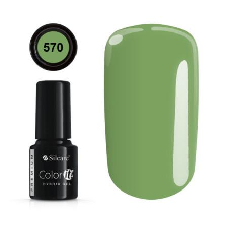 Gél lak Color IT Premium 570 - 6 ml - NechtovyRAJ.sk