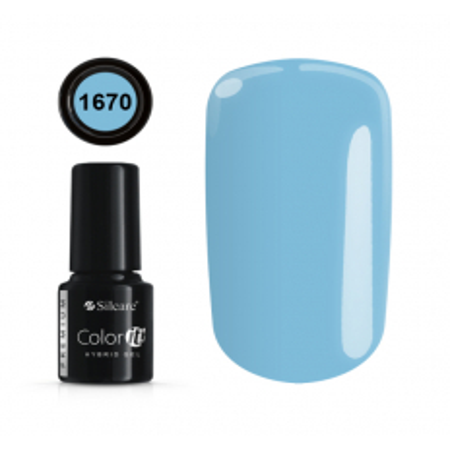 Gél lak Color IT Premium 1670 6ml NechtovyRAJ.sk - Daj svojim nechtom všetko, čo potrebujú