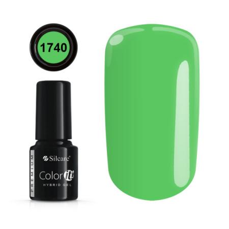 Gél lak Color IT Premium 1740 6ml