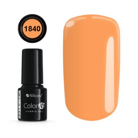 Gél lak Color IT Premium 1840 6ml NechtovyRAJ.sk - Daj svojim nechtom všetko, čo potrebujú