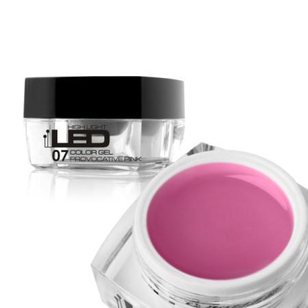Led gél High Light - provocative pink NechtovyRAJ.sk - Daj svojim nechtom všetko, čo potrebujú
