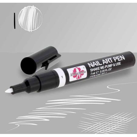 Zdobiace pero nail art 1 NechtovyRAJ.sk - Daj svojim nechtom všetko, čo potrebujú