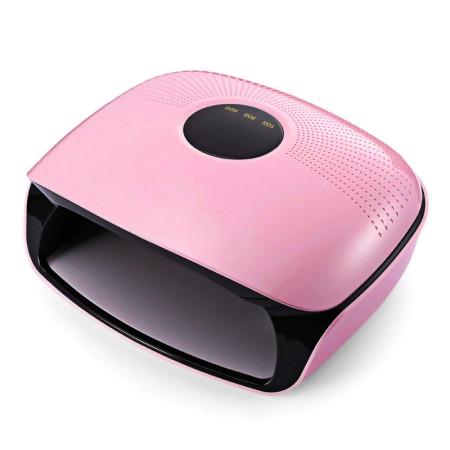 Lampa S7 DUAL LED 48W - ružová NechtovyRAJ.sk - Daj svojim nechtom všetko, čo potrebujú