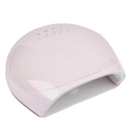 Lampa S6 DUAL LED 48W - ružová NechtovyRAJ.sk - Daj svojim nechtom všetko, čo potrebujú