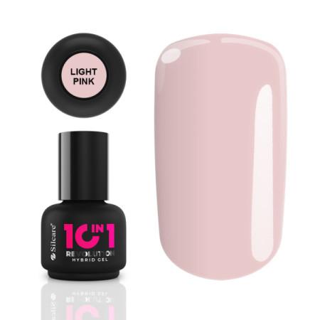 10in1 Revolution Hybrid Gel - Light pink 15ml NechtovyRAJ.sk - Daj svojim nechtom všetko, čo potrebujú